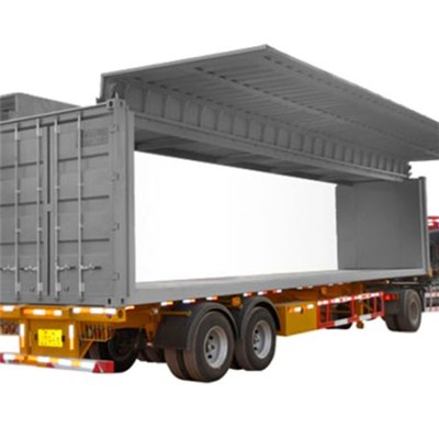Wing Opening Semi Trailer