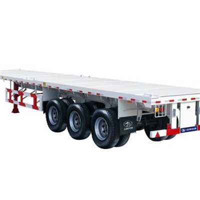 48FT Container Flatbed semi trailer