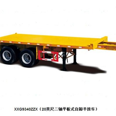20FT Container Trailer