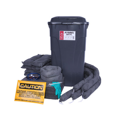Mobile Hazmat Spill Kit