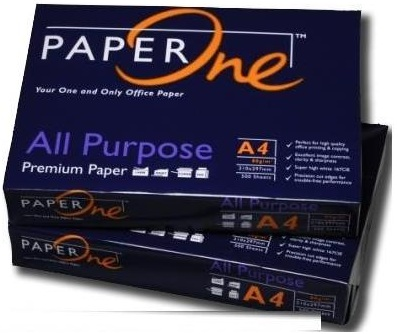 PaperOne Premium All Purpose A4 80gsm Copy paper $0.50 USD
