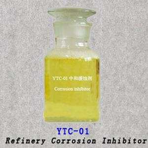 YTC-01 Corrosion Inhibitor For Atmospheric Pressure Unit, Best Metal Industrial Rust And Boiler Inhibitor