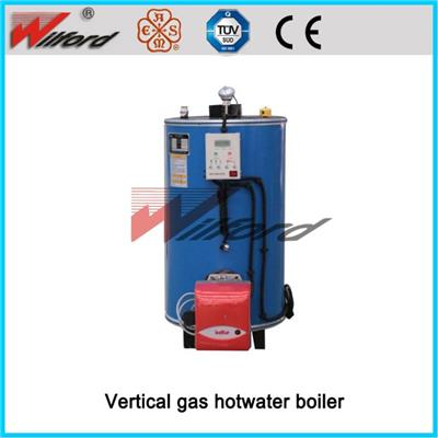 Small Vertical Ordinary Pressure Hot Water Boiler Gas Fired Boiler
