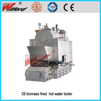 CE Standard Safety Good Quality Biomass Hot Water Boiler