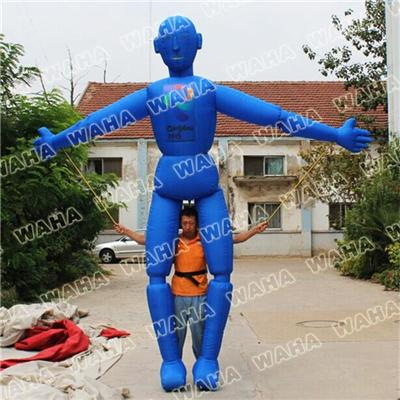 hot selling inflatable wacky waving inflatable arm tube man for sale finished products shoes and. Black Bedroom Furniture Sets. Home Design Ideas