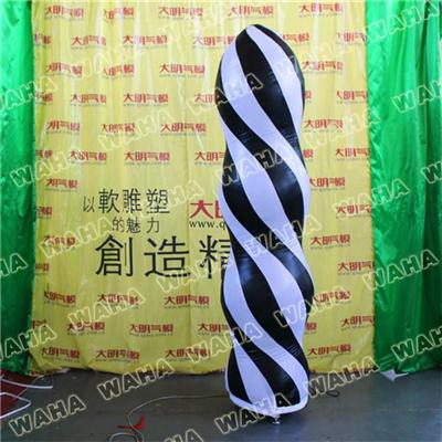 Inflatable Lighted Column Decoration For Wedding