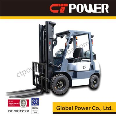 7L Plus Series 1.5-3.5 T Gasoline & LPG Forklift