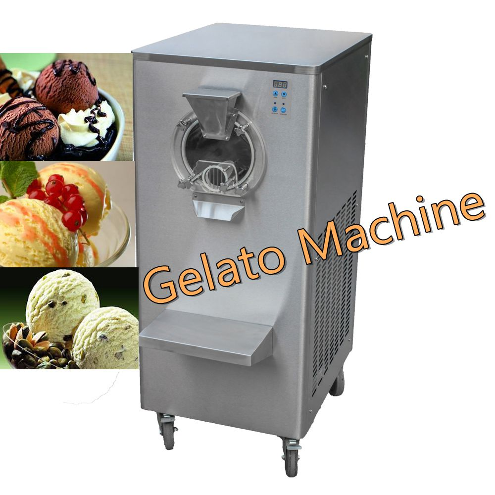 good quality gelato hard ice cream machine