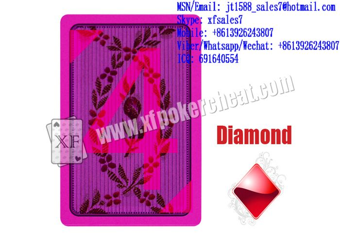 XF Plastic Da Vinci Playing Cards Marked With Perspective Invisible Ink For Lenses And Analyzer And Scanner / Taxes hold'em analyzer / Remote Control Dices / power bank / portable power / mobile powe