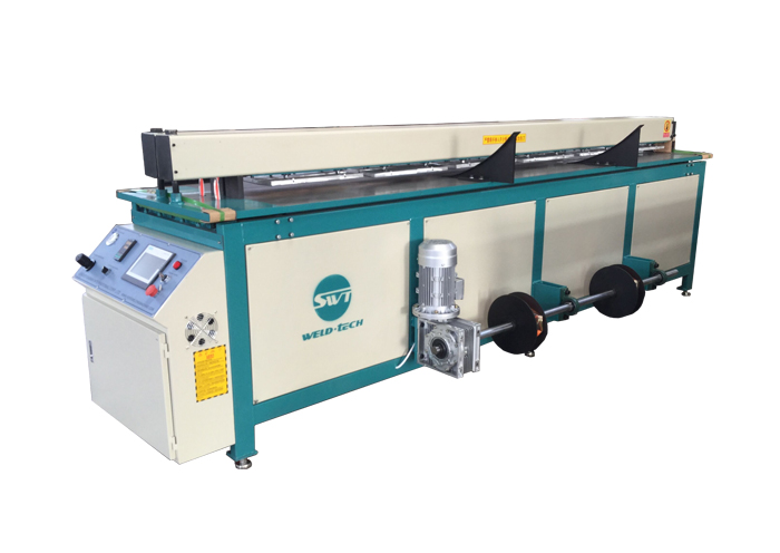 Plastic Sheet Welder