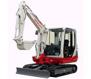 TAKEUCHI Excavator Undercarriage Parts