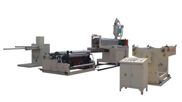 PS cast film machine Cast film extruder machine