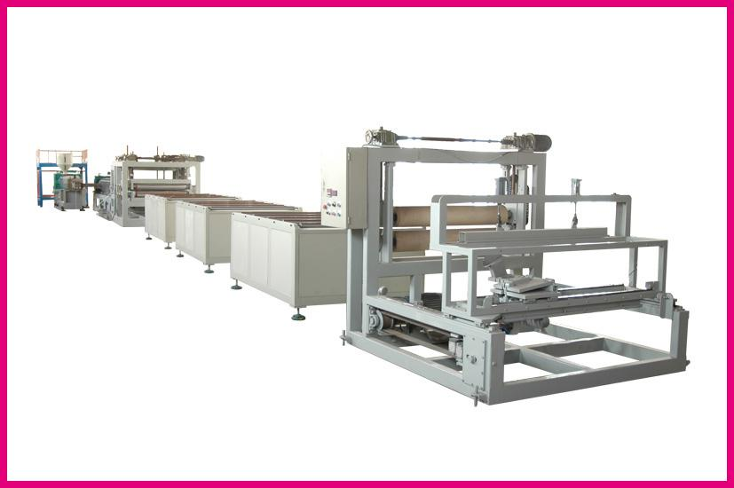 TILE BACKER BOARD EXTRUSION LINE