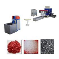 Pe foam recycle / recycling / granulator / brace / wire drawing machine