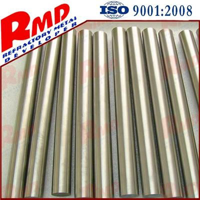 ASTM RO5200 RO5255 RO5252 Bright Smooth Tantalum Bar for Electronic Industry
