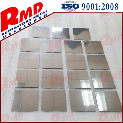 ASTM RO5200 99.95% Pure Tantalum and Other Alloy Plate and Sheet for Capacitor Application