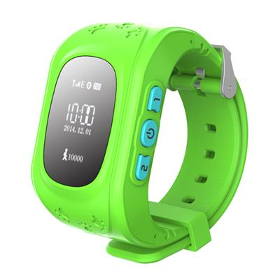 GPS Watch for Kids SOS Emergency Children Mobile Phone Watch Locator PT50