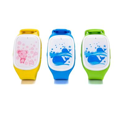 GPS Bracelet For Kids Best Child Locator Watch Tracking Device PT05