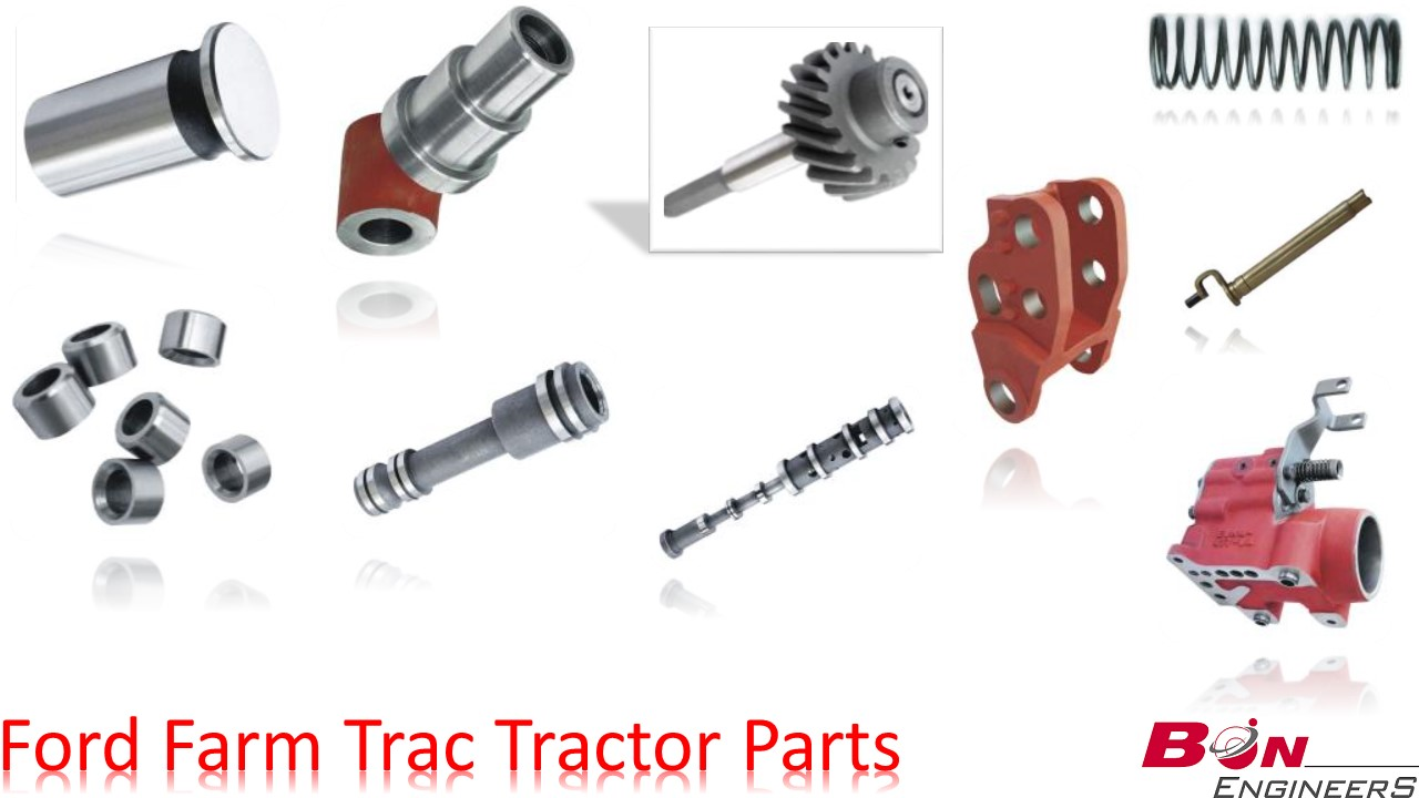 Ford Farm Trac Tractor Parts