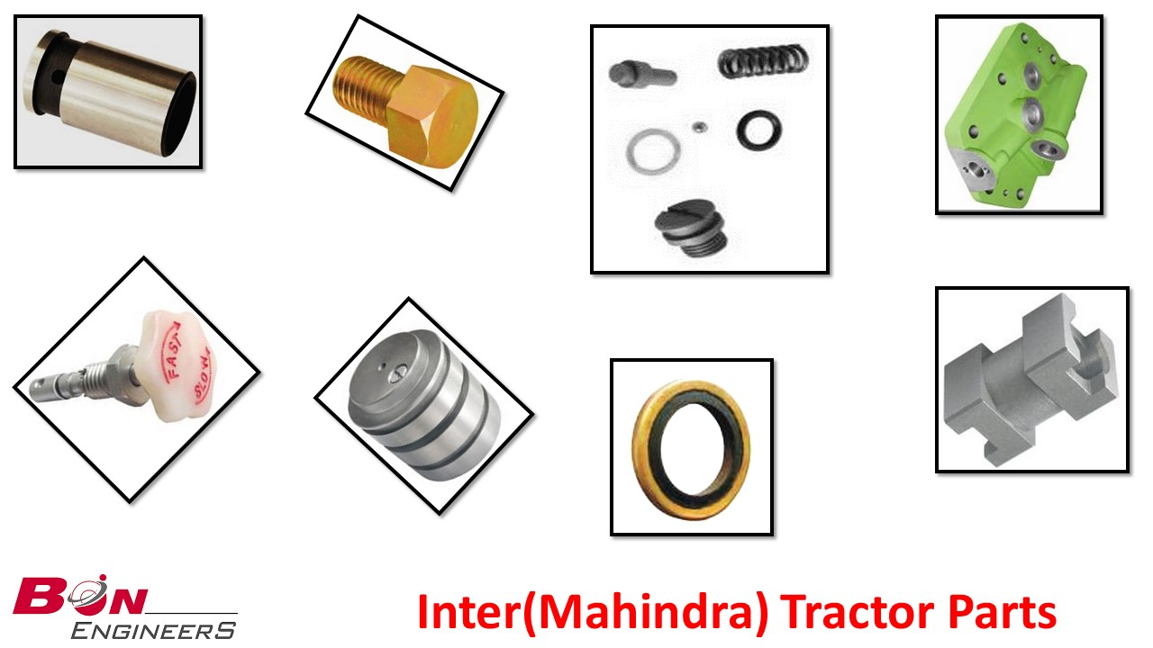 Inter (Mahindra) Tractor Parts