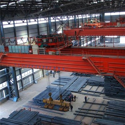 Magnetic Crane, for Steel Plates, Steel Coils