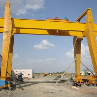 MG double girder overhead crane supplier