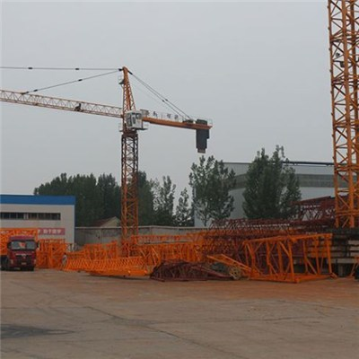 Construction tower crane with excellent quality and competitive price