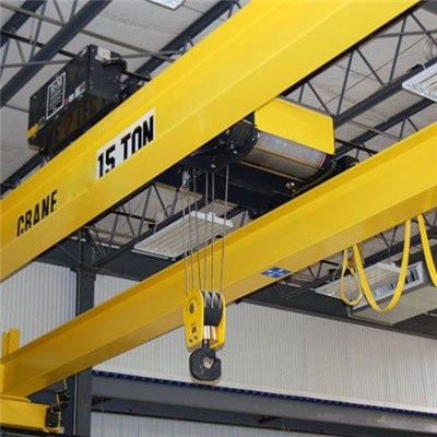 EOT Crane, Motor-driven with CE & ISO Certificates