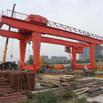 U type double girder gantry crane 30ton for sale