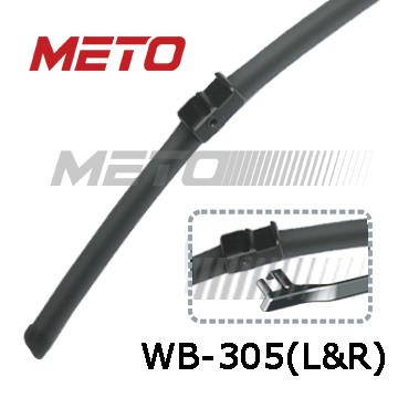 Auto Flat Benz Original Wiper for Benz/Ford/VW GOLF