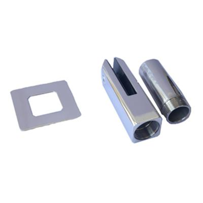 Square Stainless Glass Clamp