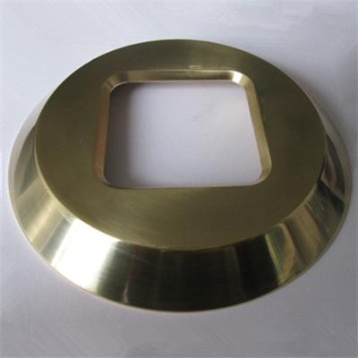 Brass CNC Machining Parts Brass Lamp Parts