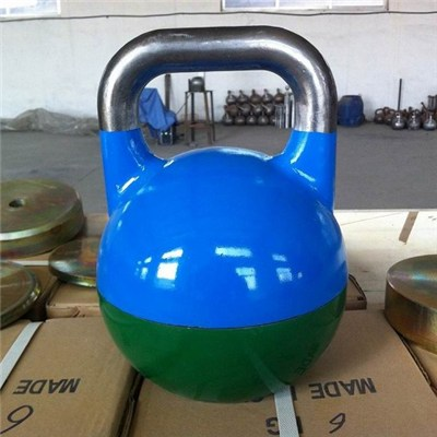 Sparying Paint Adjustable Kettlebell