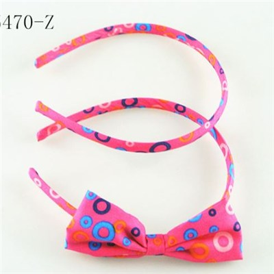 fashion hair band hot selling with print