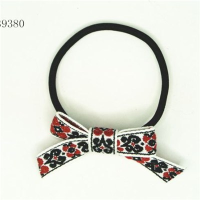 The Newest Plaid Printed Bowknot Hair Holder