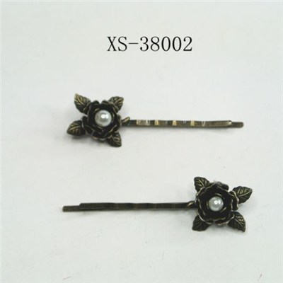 High Quality Metal Decorative Minimumism Hair Grip