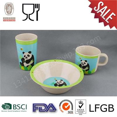 Cheap Price High Quality Beautiful Small Size Melamine Children Tableware
