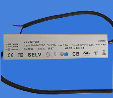 30W Led Power Supply Waterproof