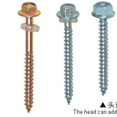 Hex Flange Head Self Tapping Screw