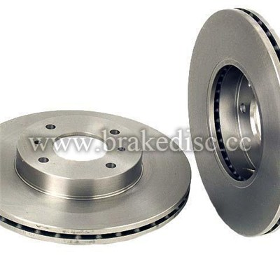 for Sylphy/Tiida Brake Disc for Nissan Cars OEM: 34101166071