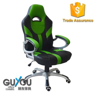 Y-2899 Black And Green Wholesale Chair For Gamers