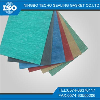 NBR Or SBR Rubber Material Jointing Asbestos Sheet