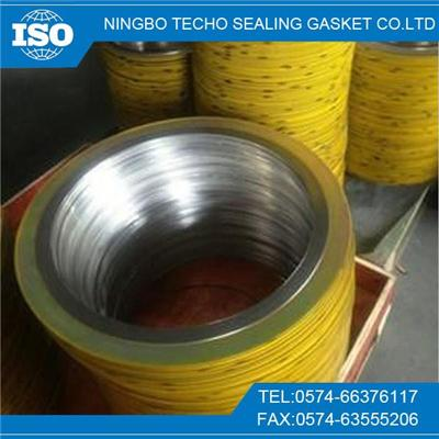 Expanded Graphite Hastlloy Spiral Wound Gasket