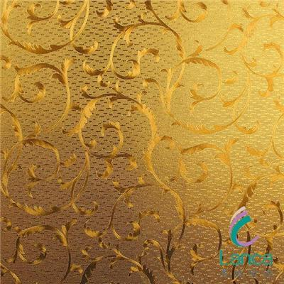 Restaurant Interior Decoration New Materials PVC Wall Covering Panels For Sale LCJH0028127