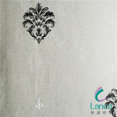 Hottest Free Living Room Chinese PVC Wall Paper LCPE088 YS1107