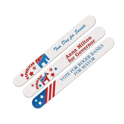 Custom Imprinted Emery Board Nail File for Promotion