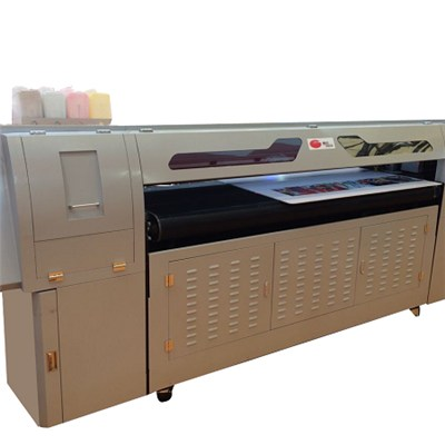ECO Flat Bed & Roll Printer