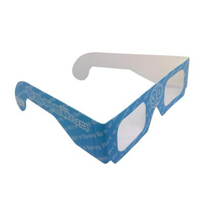 Paper Chromadepth glasses 3D Glasses