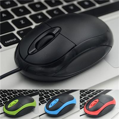 Slim Mini 3D Wired Mouse/Small Mouse