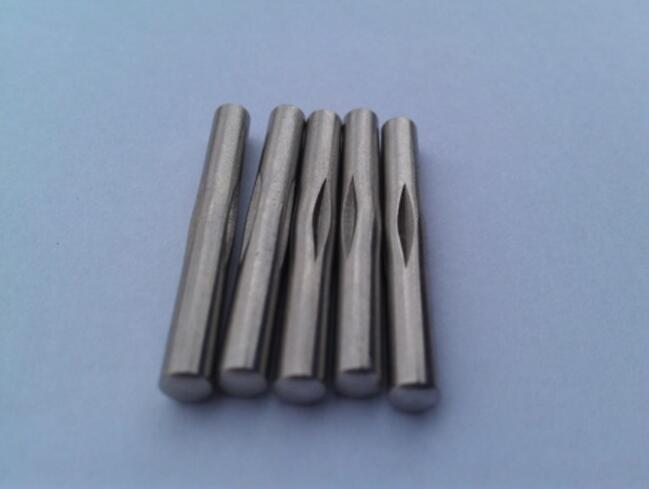 stainless steel parallel grooved pin DIN1475